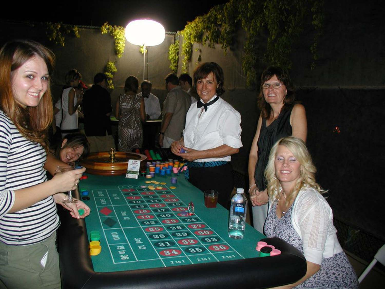 50th Birthday Party Idea Mesa Casino Night Bachelor Phoenix